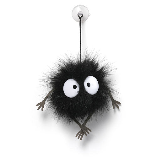 """Spirited Away"" Soot Sprite Suction Cup Plush"