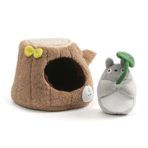 """My Neighbor Totoro"" Totoro Tree Trunk Small Plush - Spoke Art"