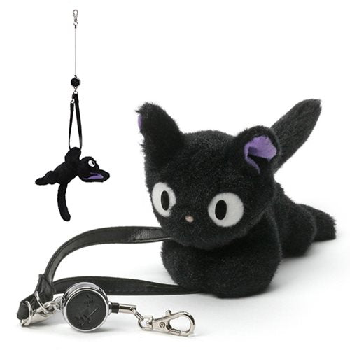 """Kiki's Delivery Service"" Jiji Handbag Reel Key Holder - Spoke Art"