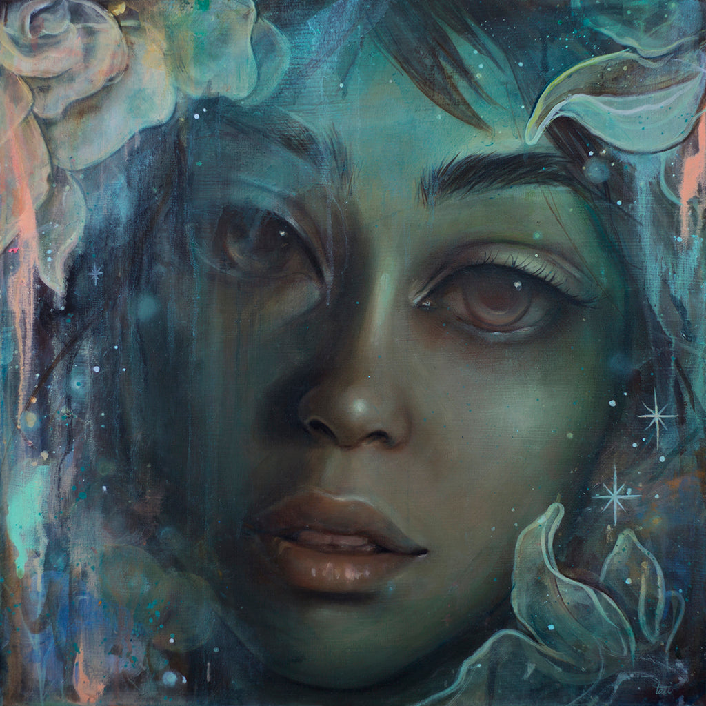 "Tatiana Suarez - ""Gardenia"" - Spoke Art"