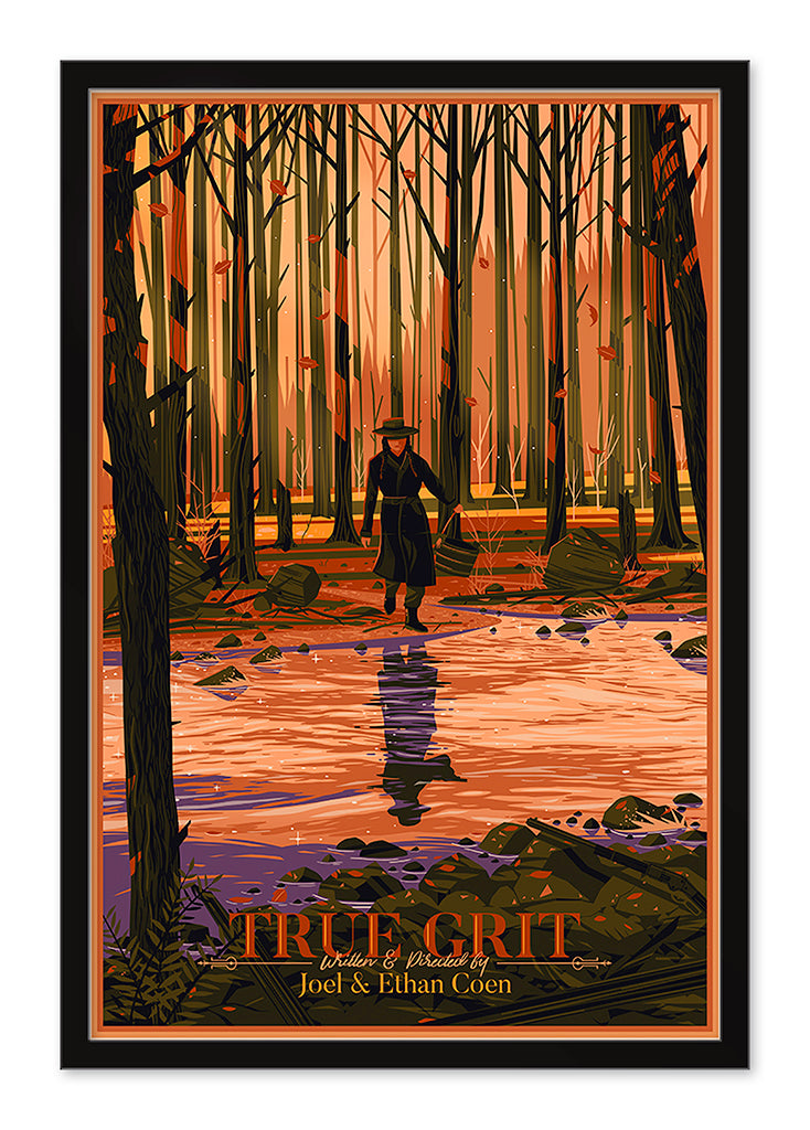 "George Townley - ""True Grit"" - Spoke Art"