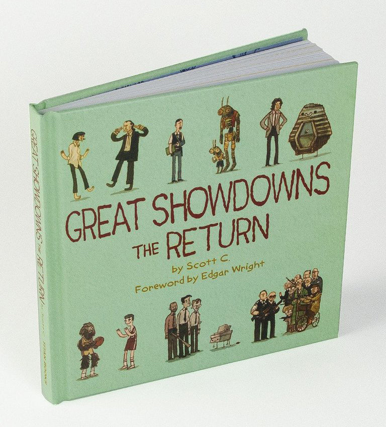 "Scott C. - ""Great Showdowns: The Return"""