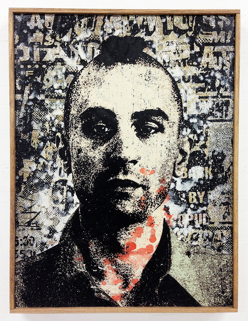 "Greg Gossel - ""Travis Bickle"""