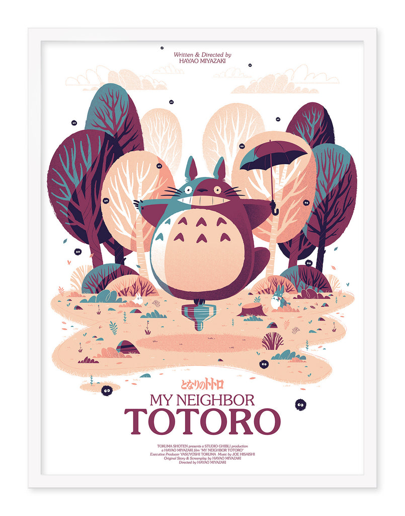 "Guillaume Morellec - ""My Neighbor Totoro"""
