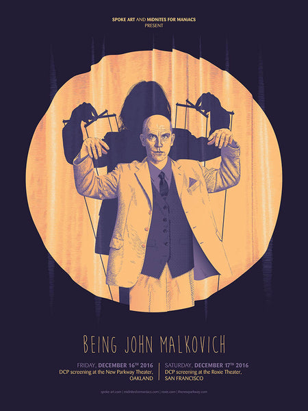 "Guillaume Morellec - ""Being John Malkovich"""