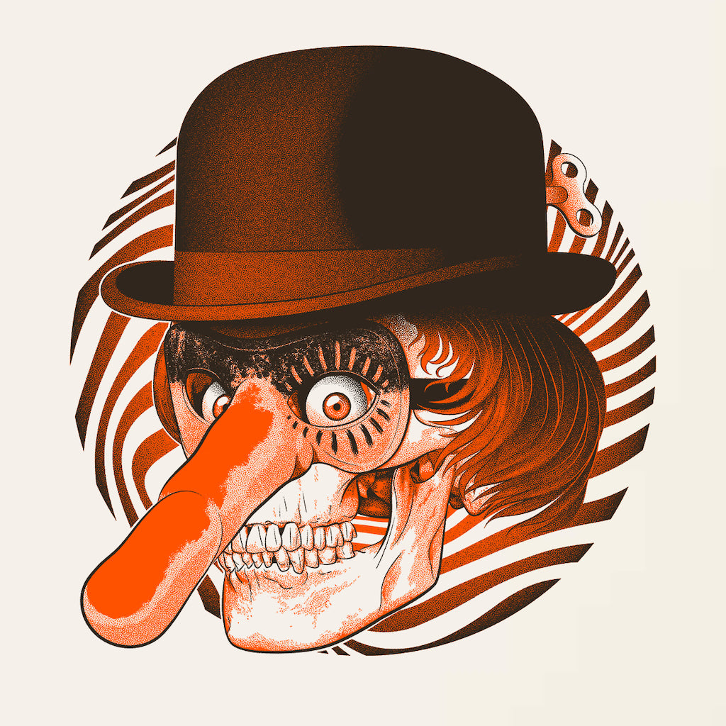 "Guillaume Morellec - ""A Clockwork Orange"" - Spoke Art"