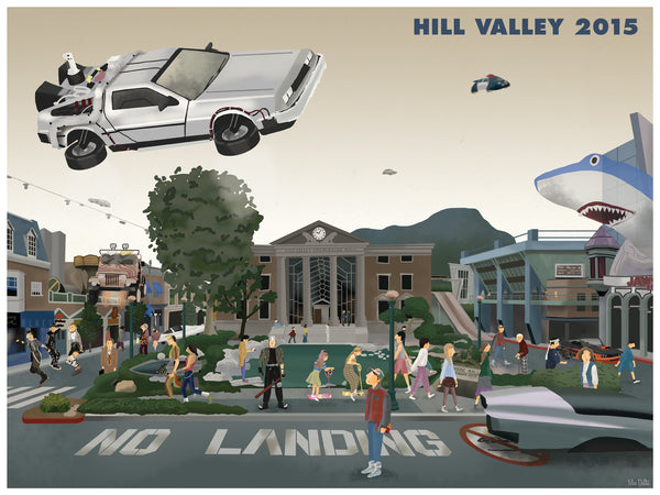 "Max Dalton - ""Hill Valley"""