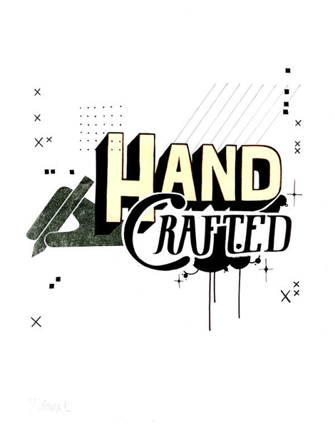 "Marcos LaFarga - ""Hand Crafted"""