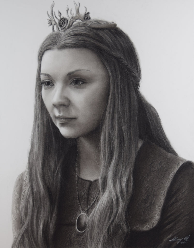 "Harry Michalakeas - ""Margaery"" - Spoke Art"