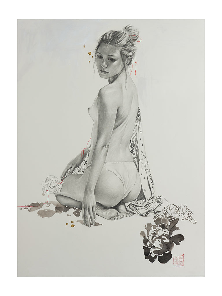 "Helice Wen - ""Motif"" (print) - Spoke Art"