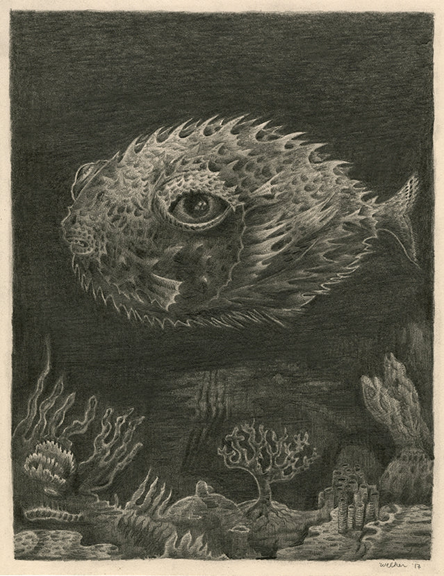 "David Welker - ""H.R. Puff 'n Stuff"""