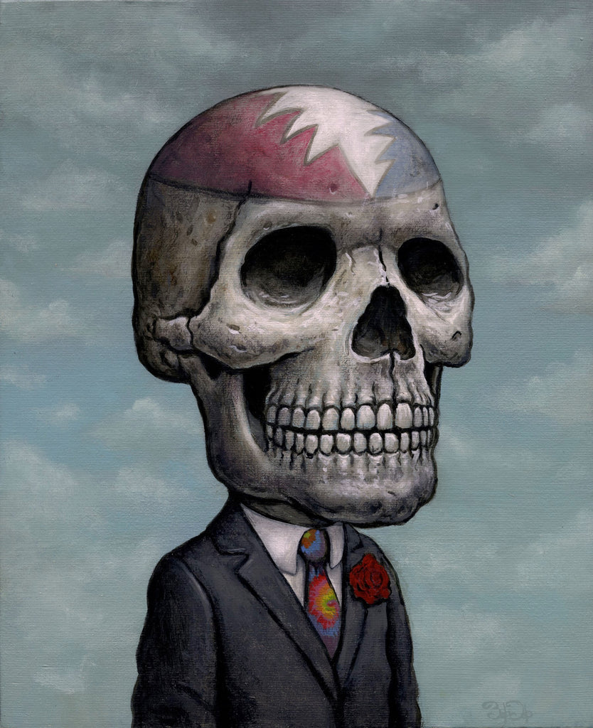 "Bob Dob - ""Dead Head"" - Spoke Art"