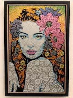 "Chuck Sperry - ""Aphrodite"" - Spoke Art"