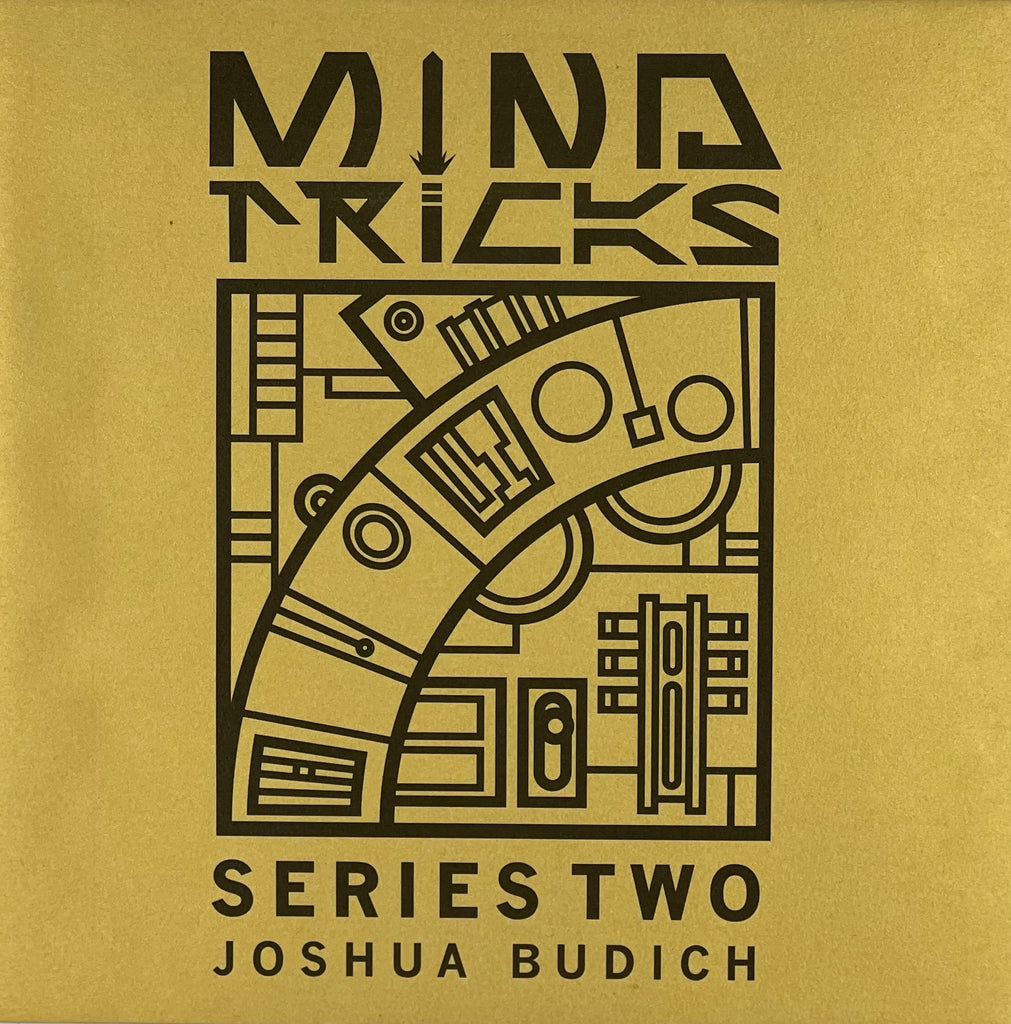 "Joshua Budich - ""Mind Tricks"" Series Two - Spoke Art"