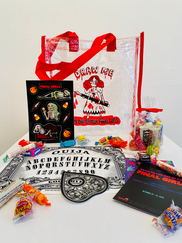 FINAL GIRLS Trick-Or-Treat Goodie Bag