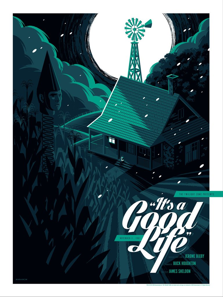 "Tom Whalen - ""It's a Good Life"" - The Twilight Zone"