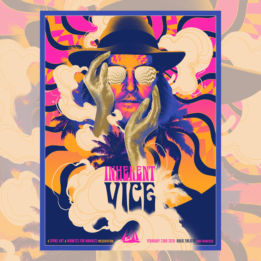 "Matt Taylor - ""Inherent Vice"" - Spoke Art"