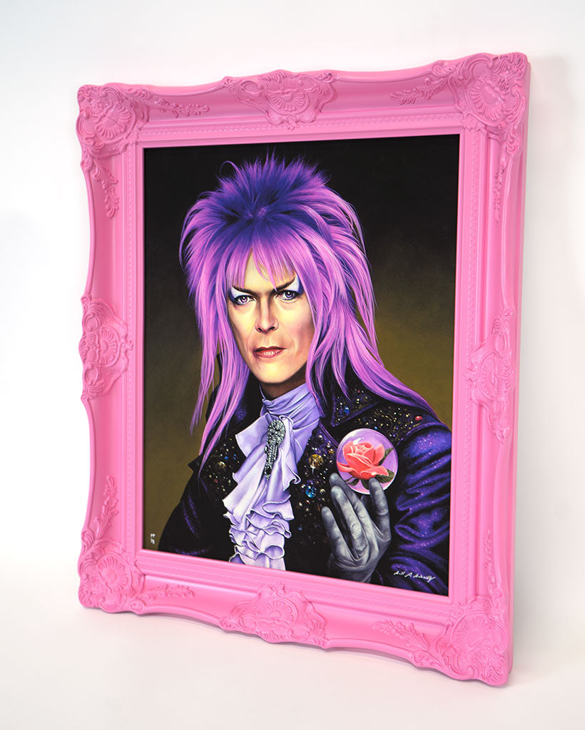 "Scott Scheidly - ""The Goblin King"" (print)"