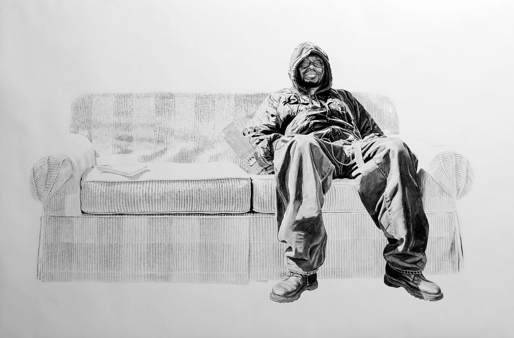 "Joel Daniel Phillips - ""Jason on a Couch"""