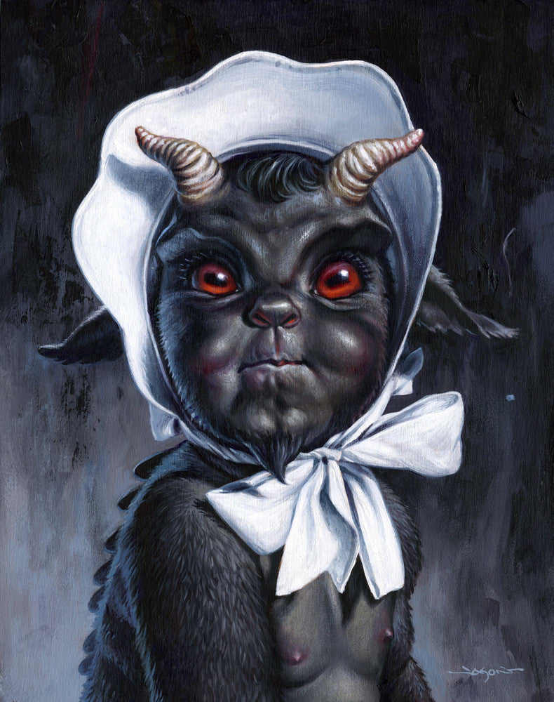"Jason Edmiston - ""A Little Evil"""