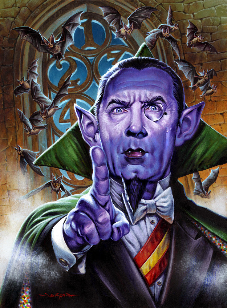 "Jason Edmiston - ""Count von Count"""