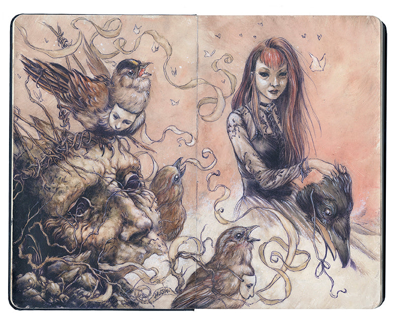 "Jeremy Hush - ""Voices That Carry"""