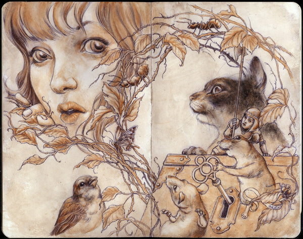 "Jeremy Hush - ""Nature of Secrets"""