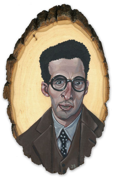 "Jesse Riggle  ""I Write for the Pictures"" (Barton Fink) - Spoke Art"