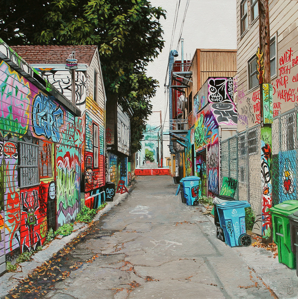 "Jessica Hess - ""Mission Alley II"""