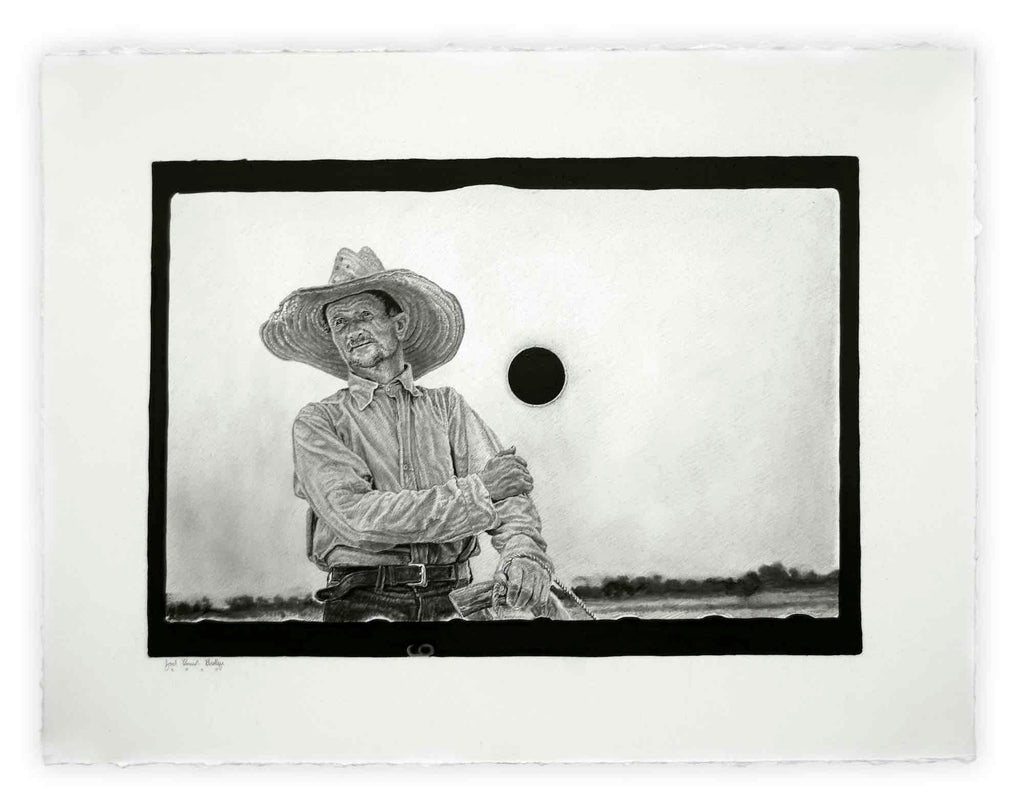 "Joel Daniel Phillips - ""Killed Negative #8 / After John Vachon"" - Spoke Art"