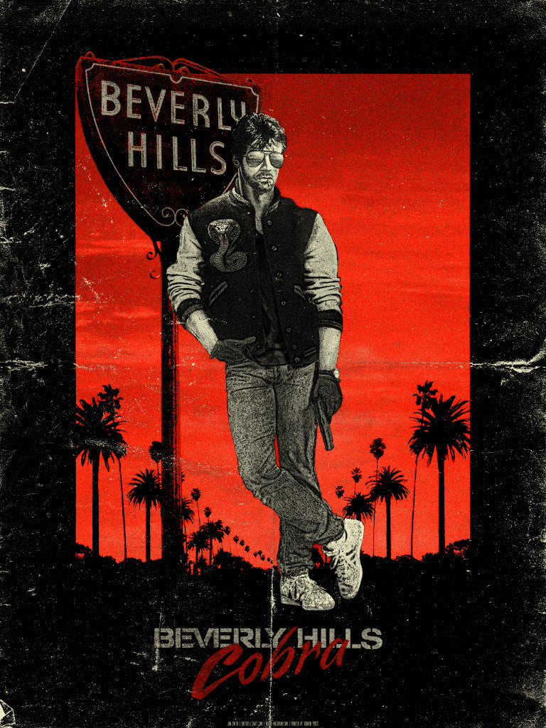 "Jon Smith - ""Beverly Hills Cobra"""