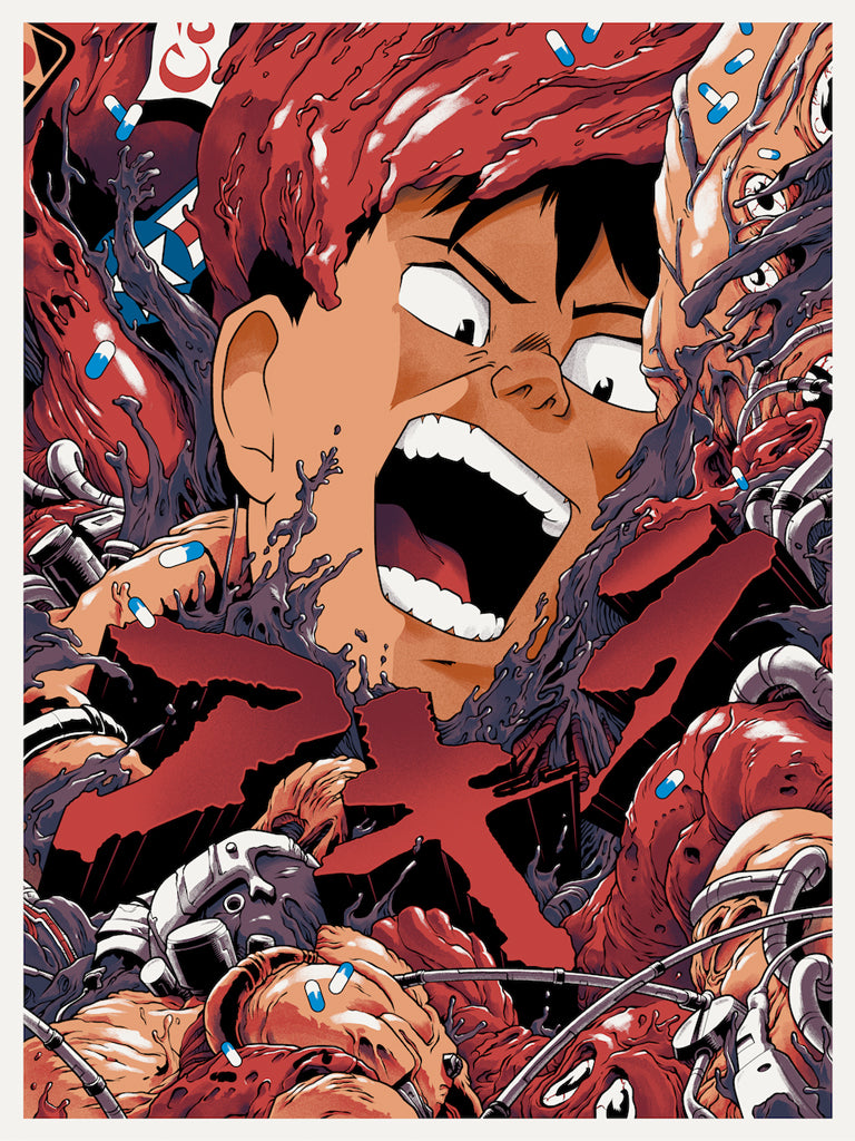 "Joshua Budich - ""That's Mr. Kaneda to you, punk!"" - Spoke Art"
