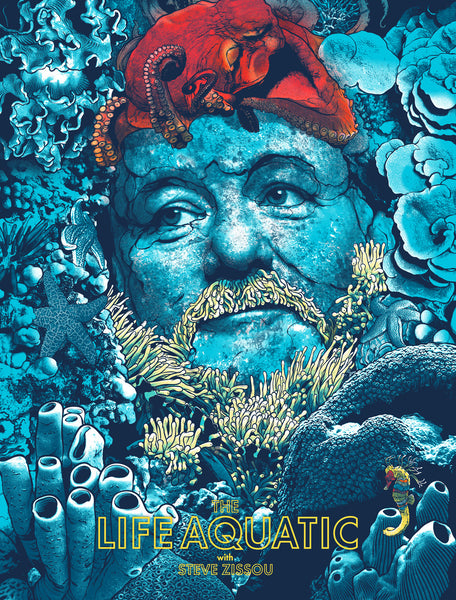 "Joshua Budich - ""The Life Aquatic with Steve Zissou"""
