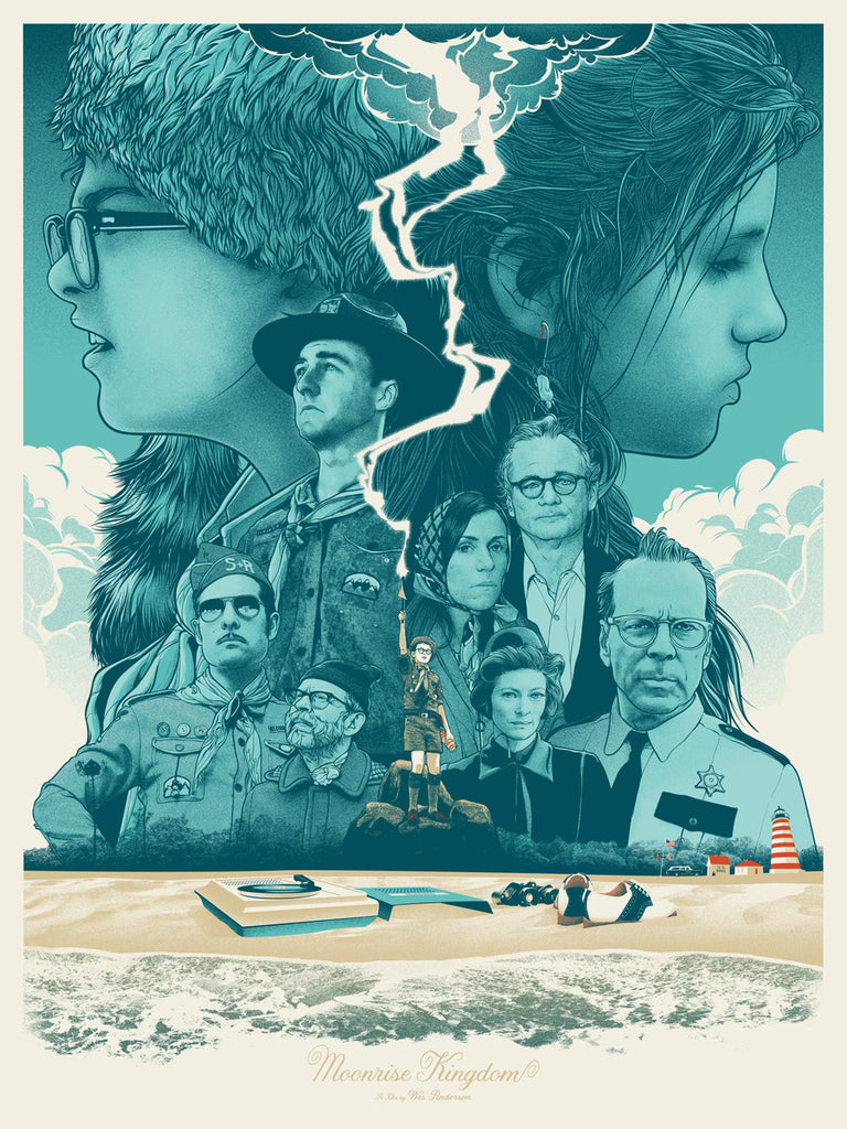 "Joshua Budich - ""Moonrise Kingdom"""