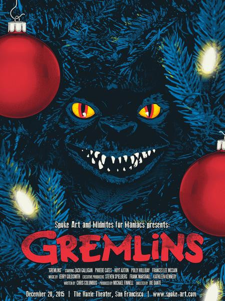 "Joshua Budich - ""Gremlins"" - Spoke Art"