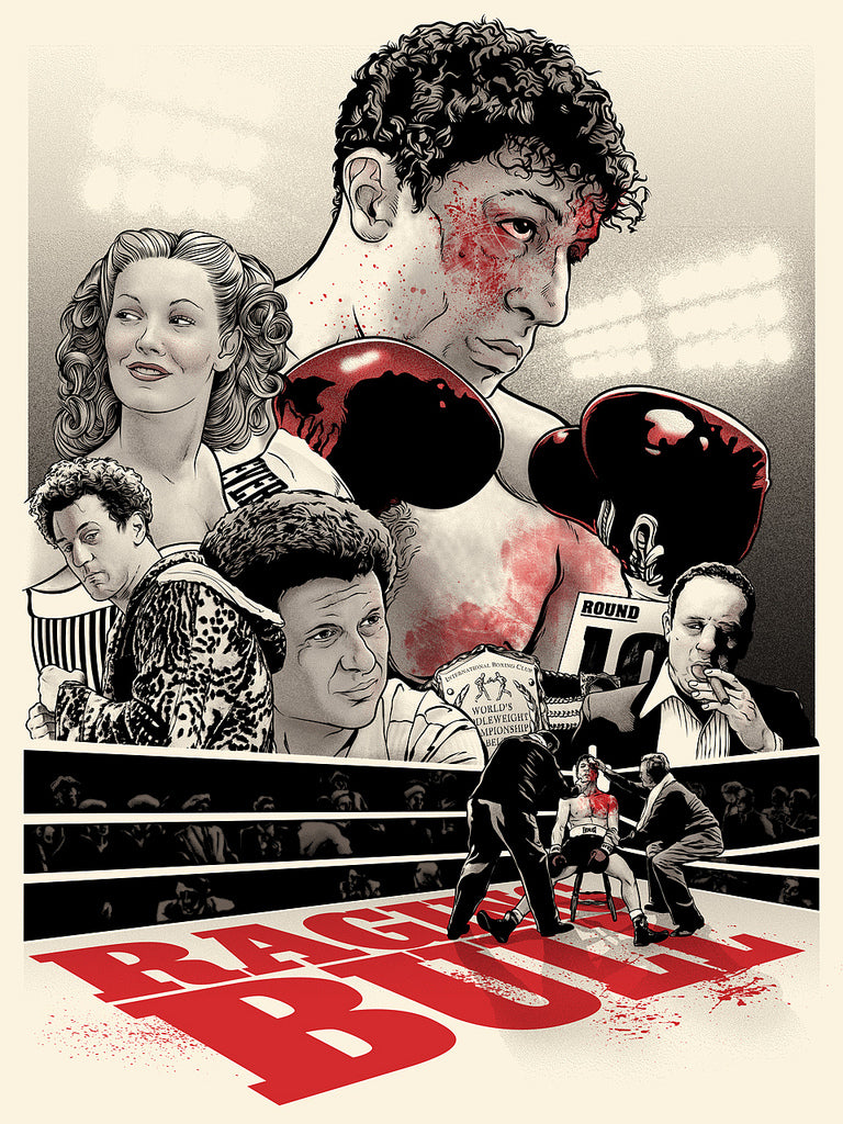 "Joshua Budich - ""Raging Bull"" - Spoke Art"