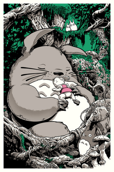 "Joshua Budich - ""I Bet You're Totoro."""