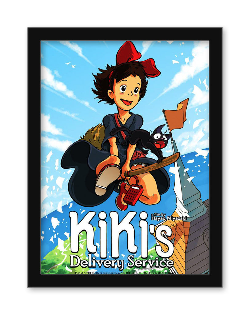 "Joshua Budich - ""Kiki's Delivery Service"" - Spoke Art"