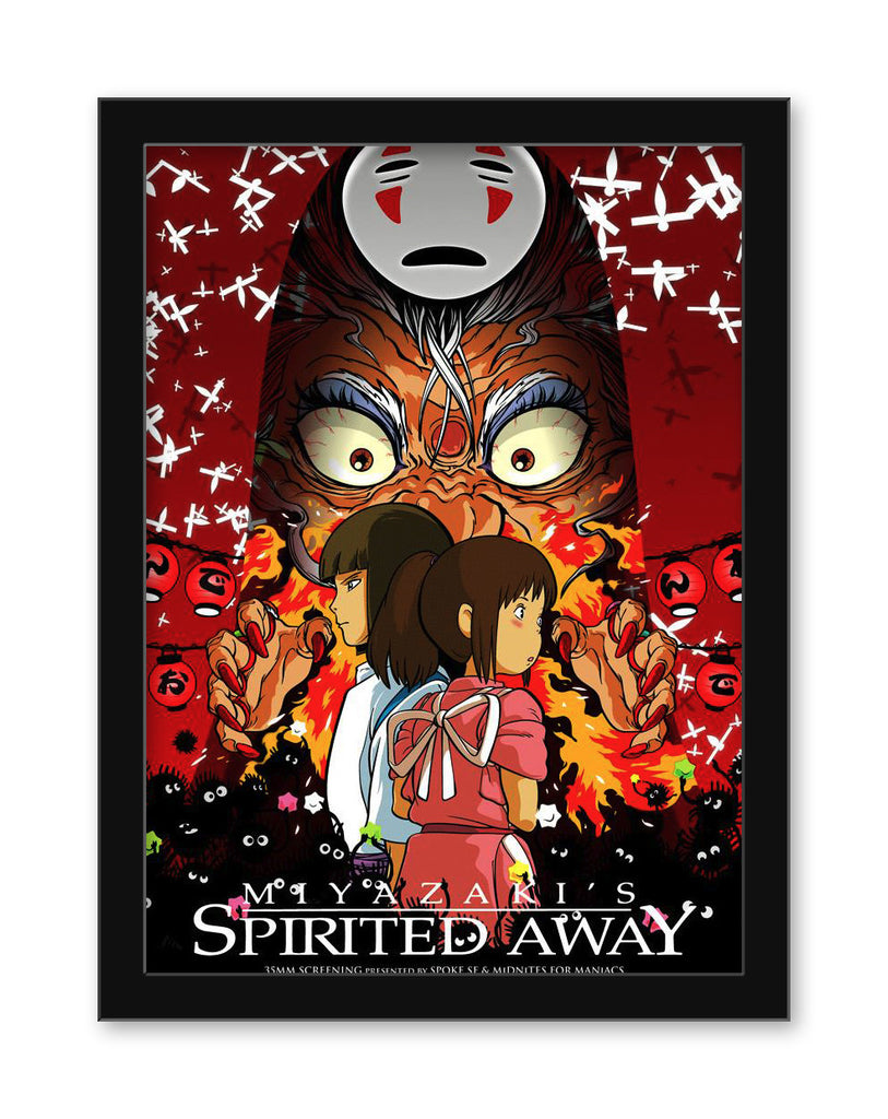 "Joshua Budich - ""Spirited Away"" - Spoke Art"
