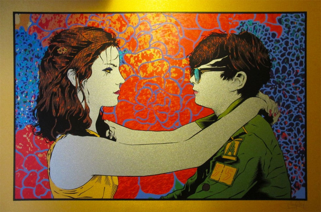 Chuck Sperry - Kissing The Girl From Jupiter (Gold)