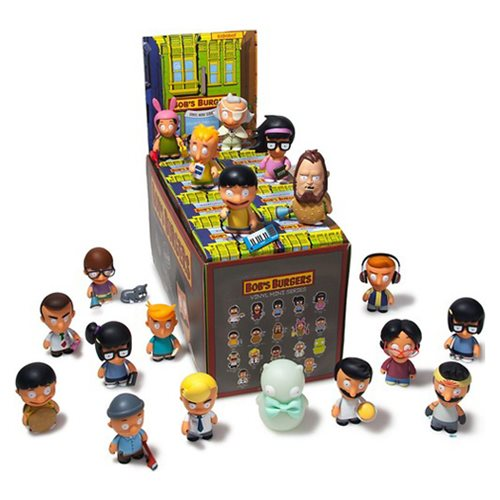 Bob's Burgers Vinyl 3-Inch Mini-Figure Blind Box