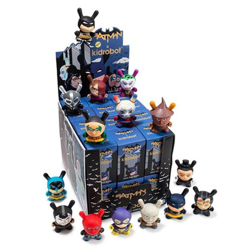 Batman Dunny Mini-Figures Blind Box - Spoke Art