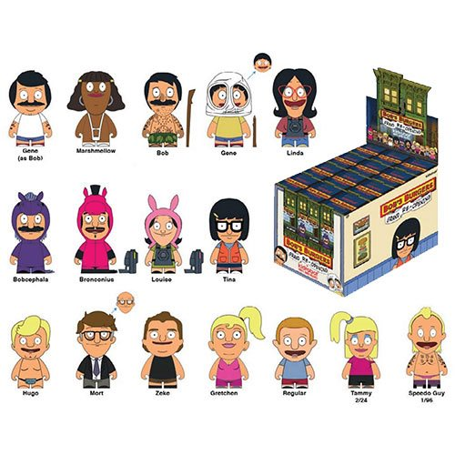 Bob's Burgers Series 2 Mini-Figure Blind Box