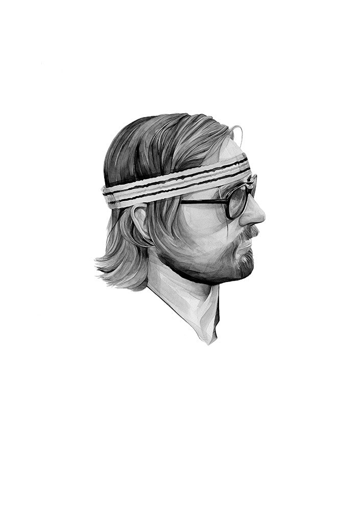"Kate Copeland - ""Richie Tenenbaum"" - Spoke Art"