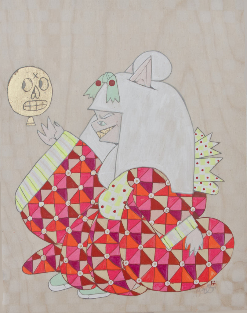 "Ferris Plock - ""gilded"" - Spoke Art"