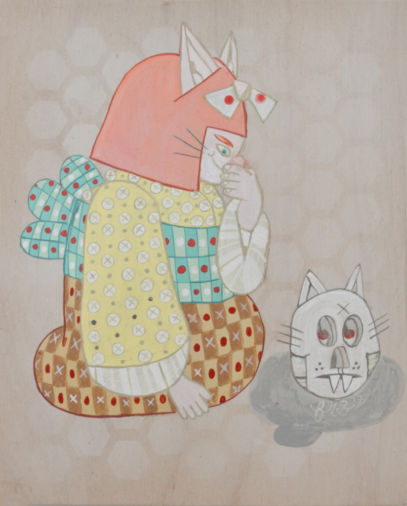 "Ferris Plock - ""keep on"" - Spoke Art"