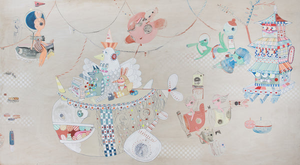 "Kelly Tunstall + Ferris Plock - ""closer #3"""