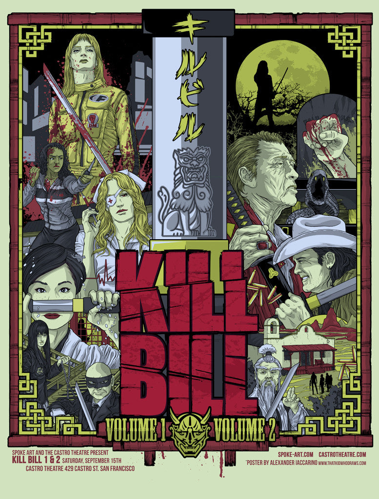 "Alexander Iaccarino - ""Kill Bill 1 & 2"""