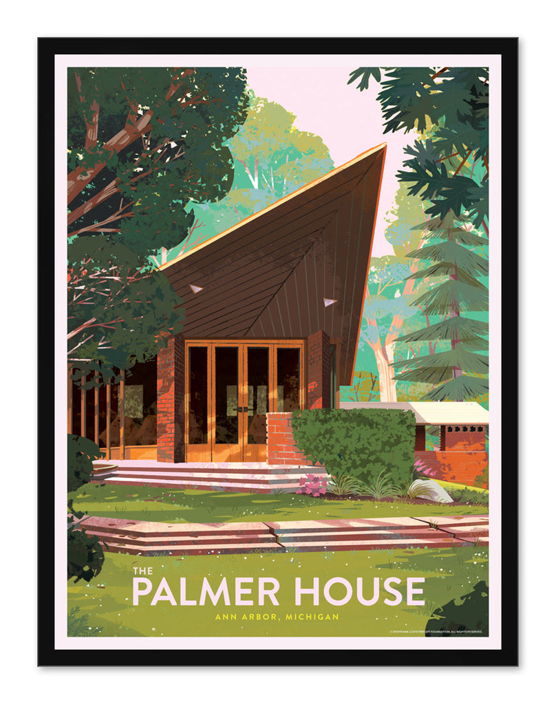 "Kim Smith - ""The Palmer House"" - Spoke Art"