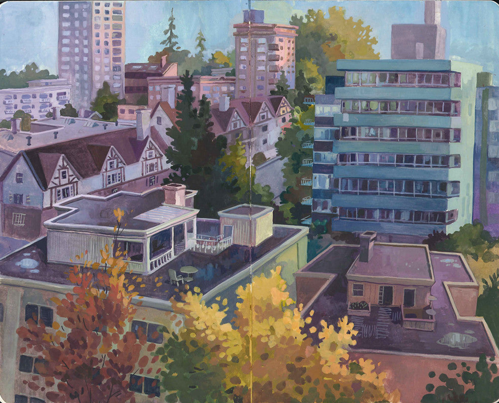 "Laura Bifano - ""13th and Granville"""